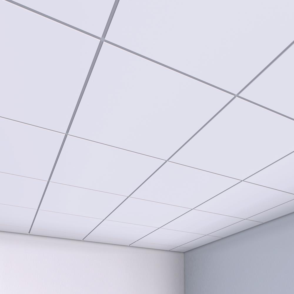 Tegular ceiling tile