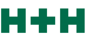 H plus H