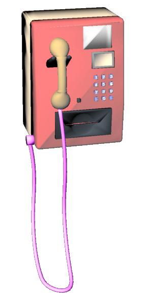 Payphone 01