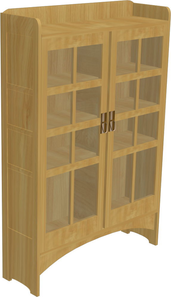 Stickley Chinese Armoire 01