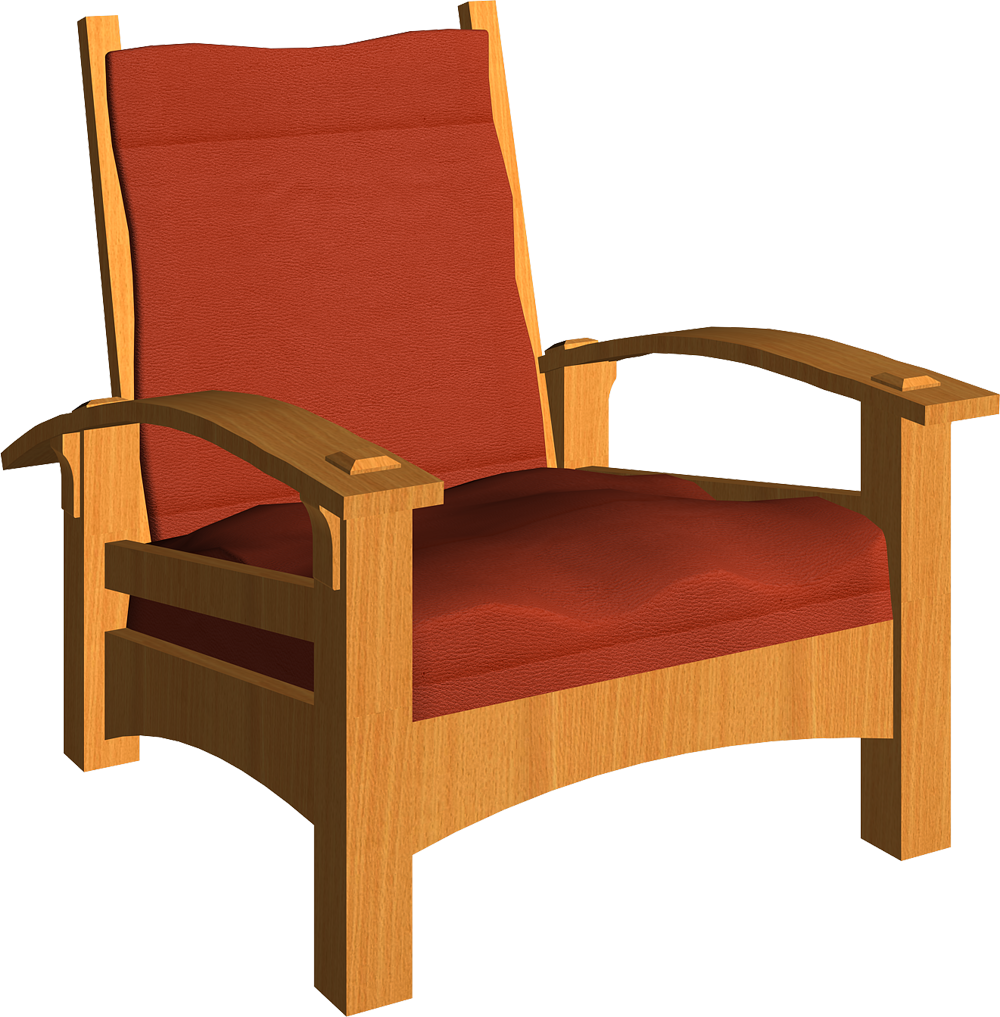 Objets Bim Et Cao Stickley Armchair 04 Polantis