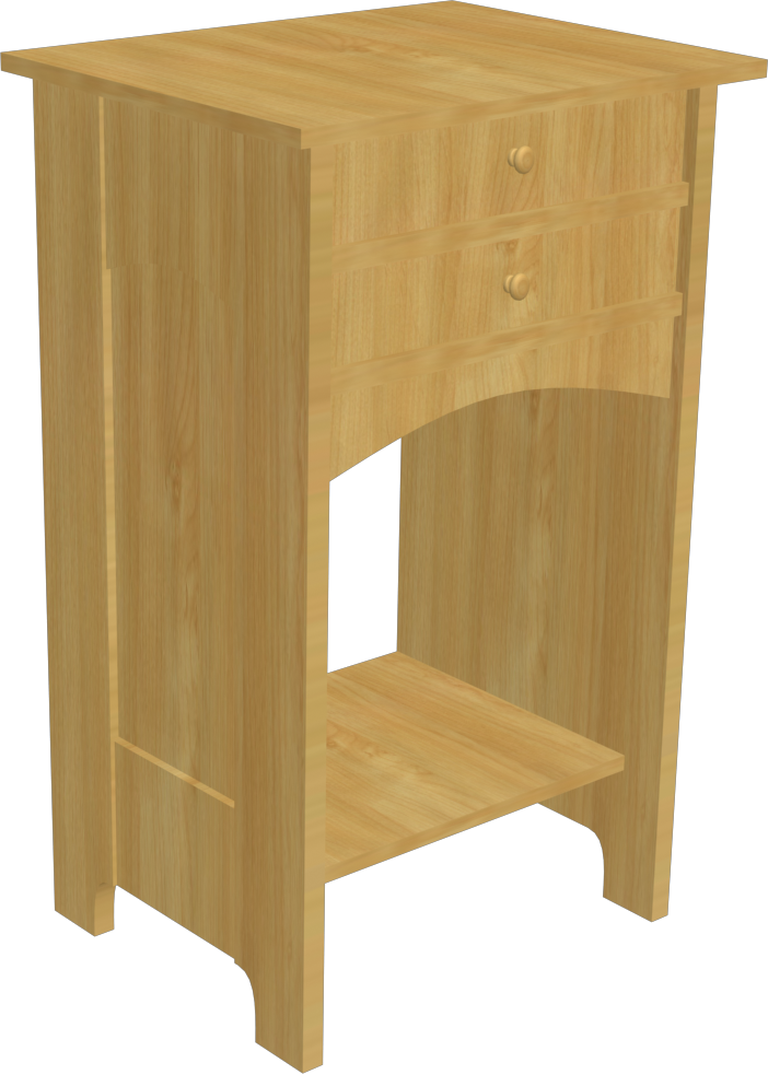 Stickley Night Table
