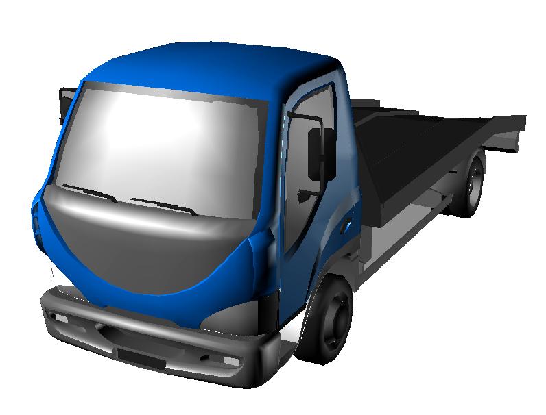 D120 Truck 2