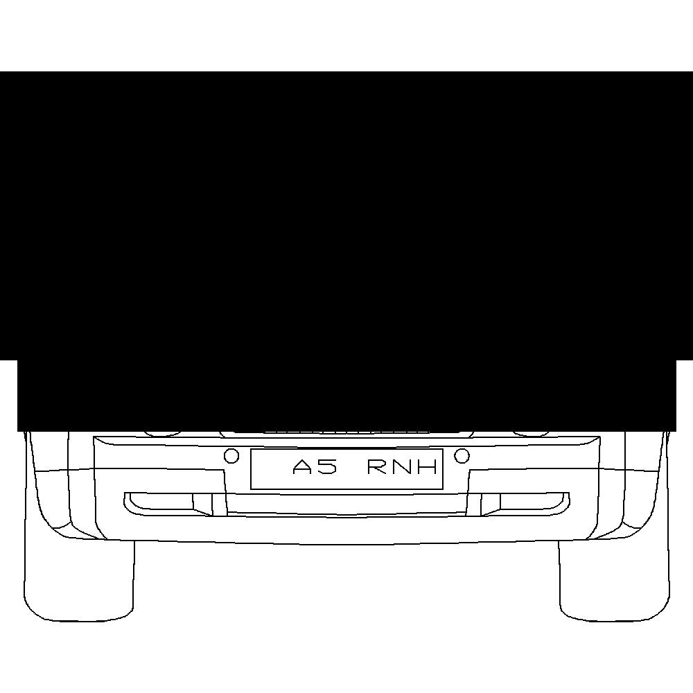 CAD- und BIM-Objekte - Auto B84 - Polantis