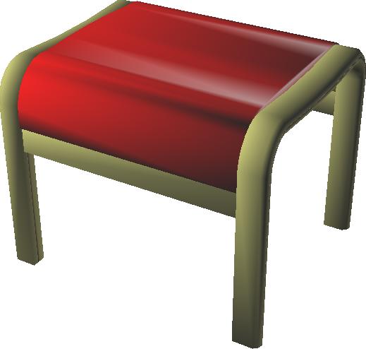 Lamello stool