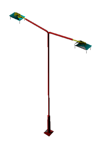 Street Lamp 01