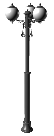 Street Lamp 05