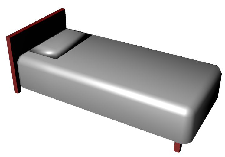 Single Bed 03