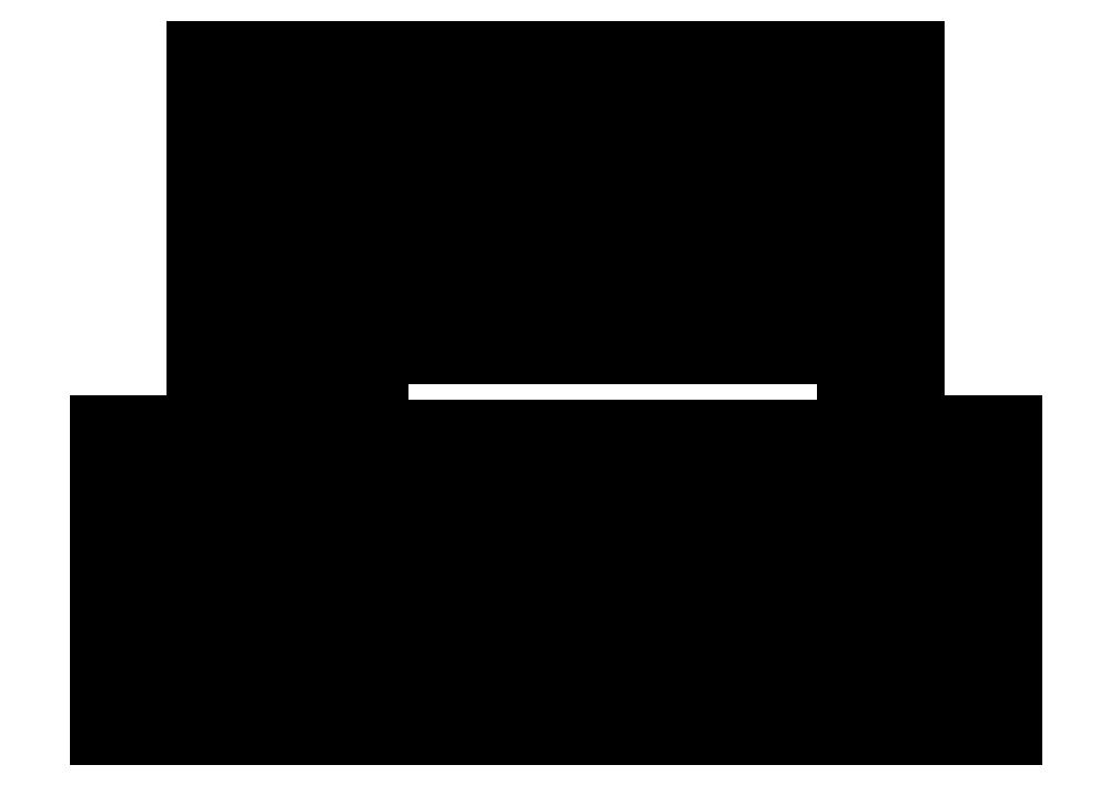 Base of ionique column