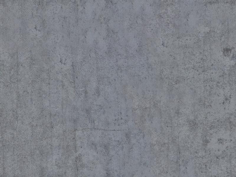 Concrete bare clean