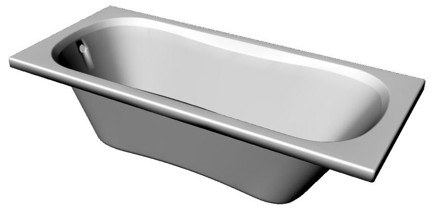 Bathtub 2000x850
