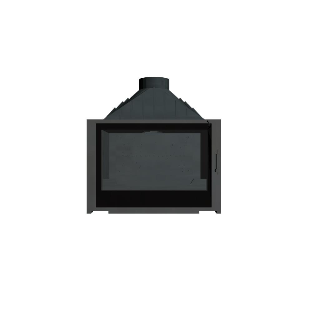 Visio 8 Firebox  Front