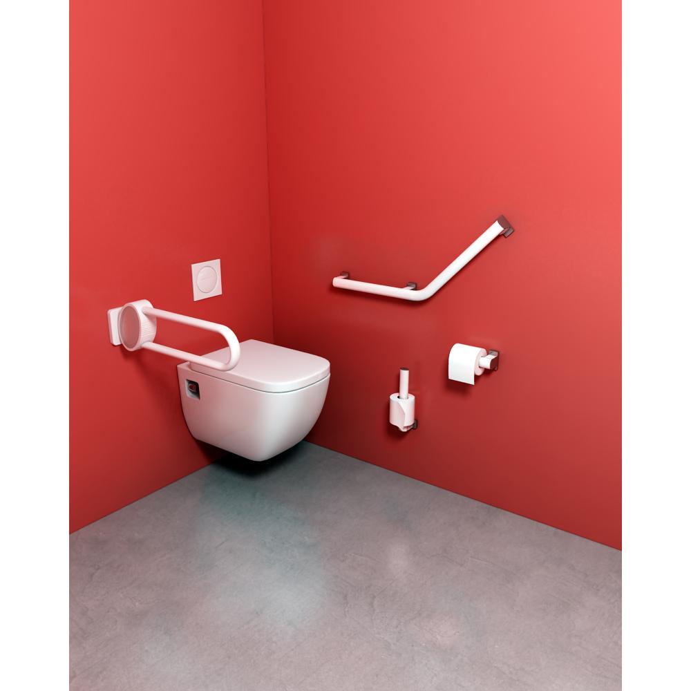 Cad und bim objekte salle de bain scene pellet asc for Implantation de salle de bain