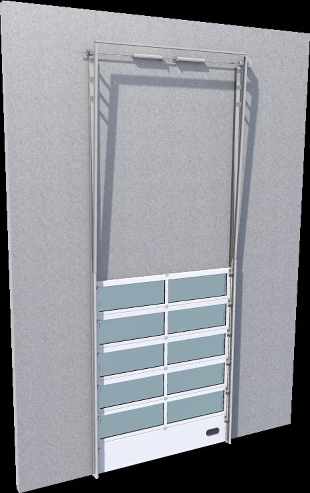 objeto bim y cad porte industrie vitree 01 levee. Black Bedroom Furniture Sets. Home Design Ideas