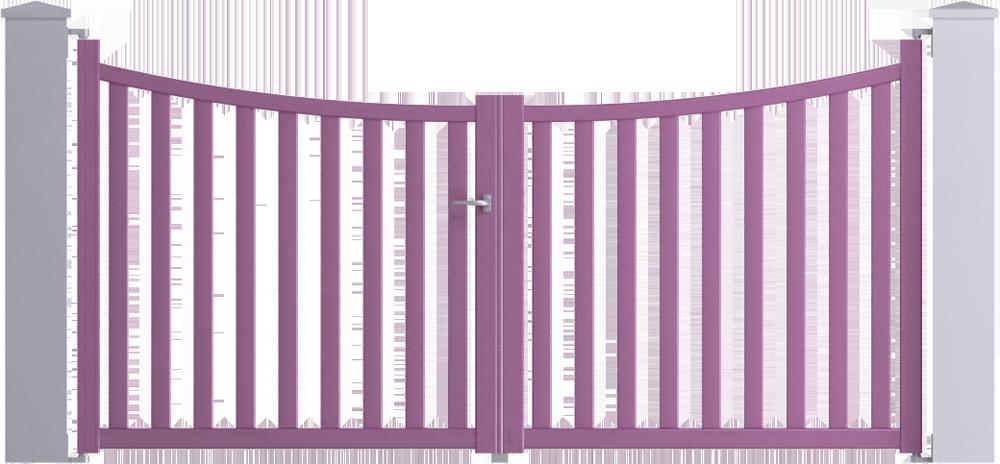 Ligne Horizon Modele Santiago 2 vantaux  Front