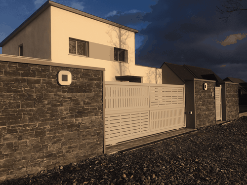 Creation Line - Béziers Sliding Gate Model