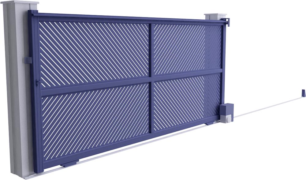Creation Line - Villefranche Sliding Gate Model