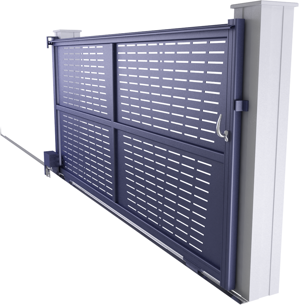 Creation Line - Albi Sliding Gate Model