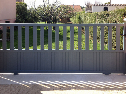 Harmony Line - Capitole Sliding Gate Model