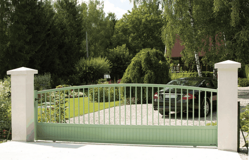 Harmony Line - Héraclès Sliding Gate Model