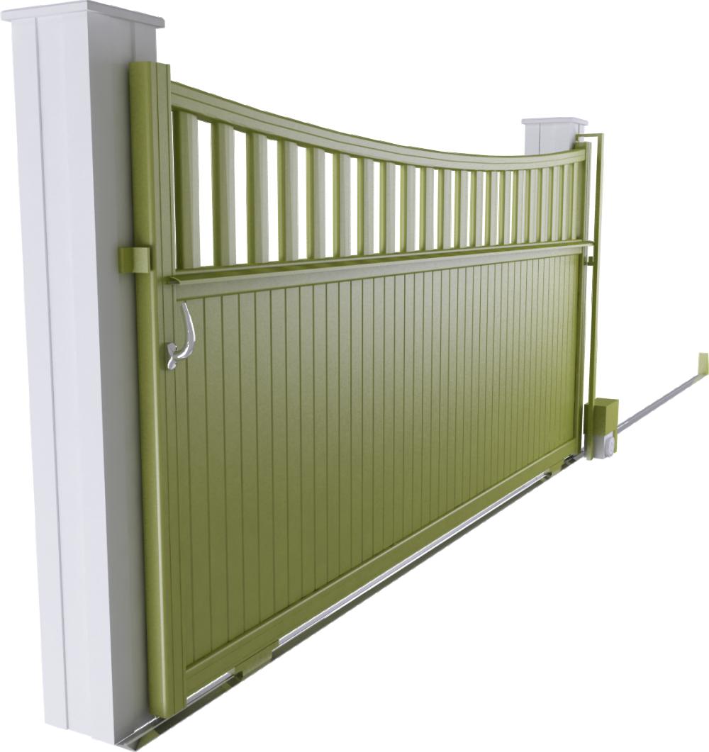 Harmony Line - Ribe Sliding Gate Model