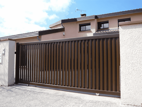 Discretion Line - Malte Sliding Gate Model