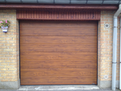 Veined Wood One Groove Normal Lift