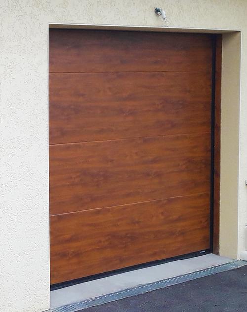 Veined Wood Plain Golden Oak Normal Lift