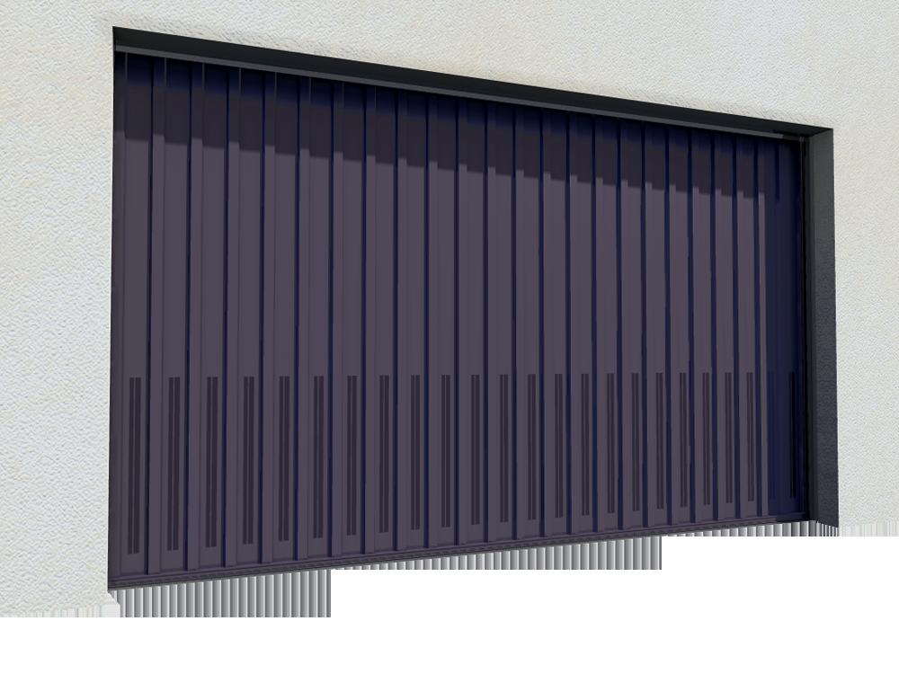 004 Porte basculante SAFIR S400 Aero  3D View