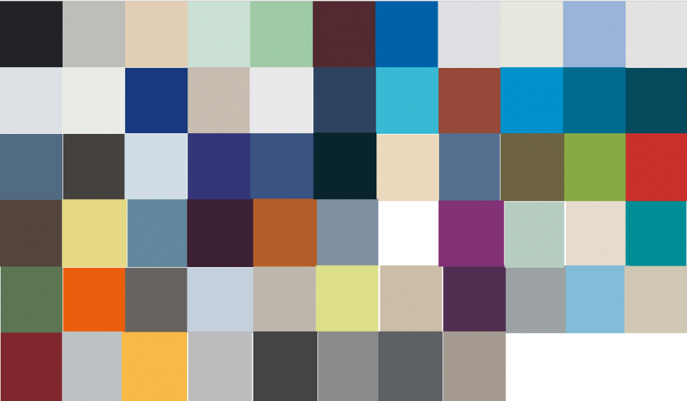 Polyrey HPL Plain Colours 1