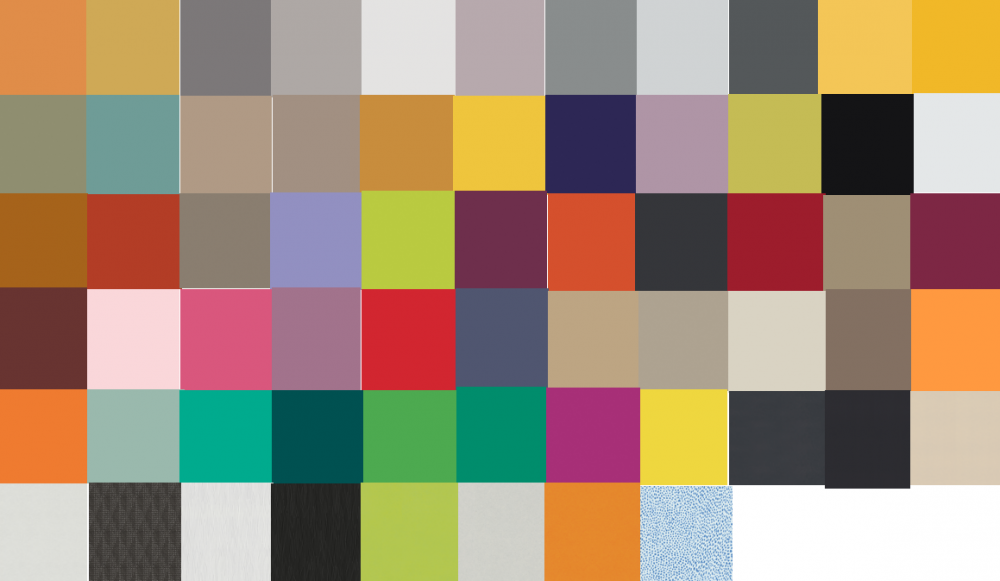 Polyrey HPL Plain Colours 2