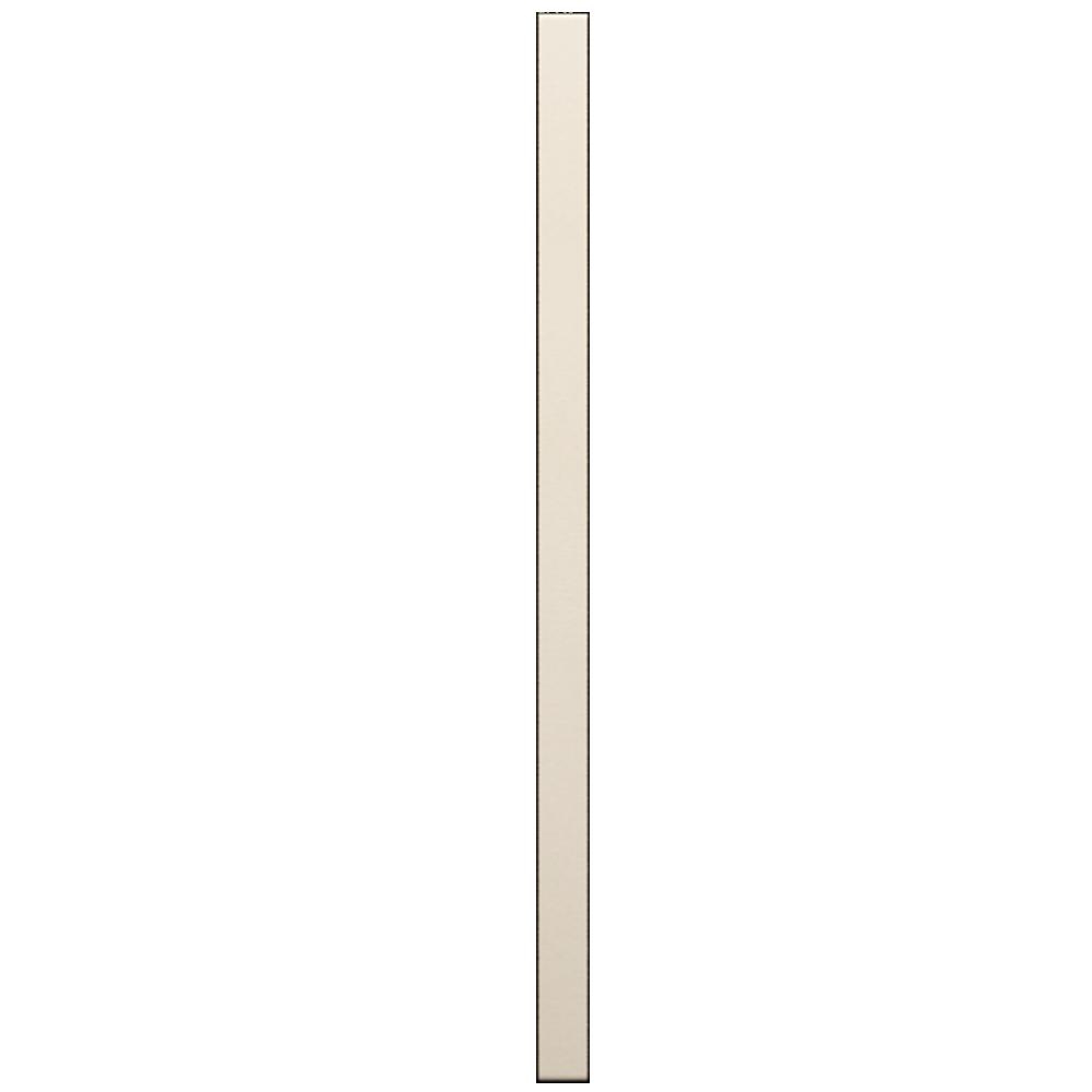 2 Door Corner Base Cabinet Set Off White  Left