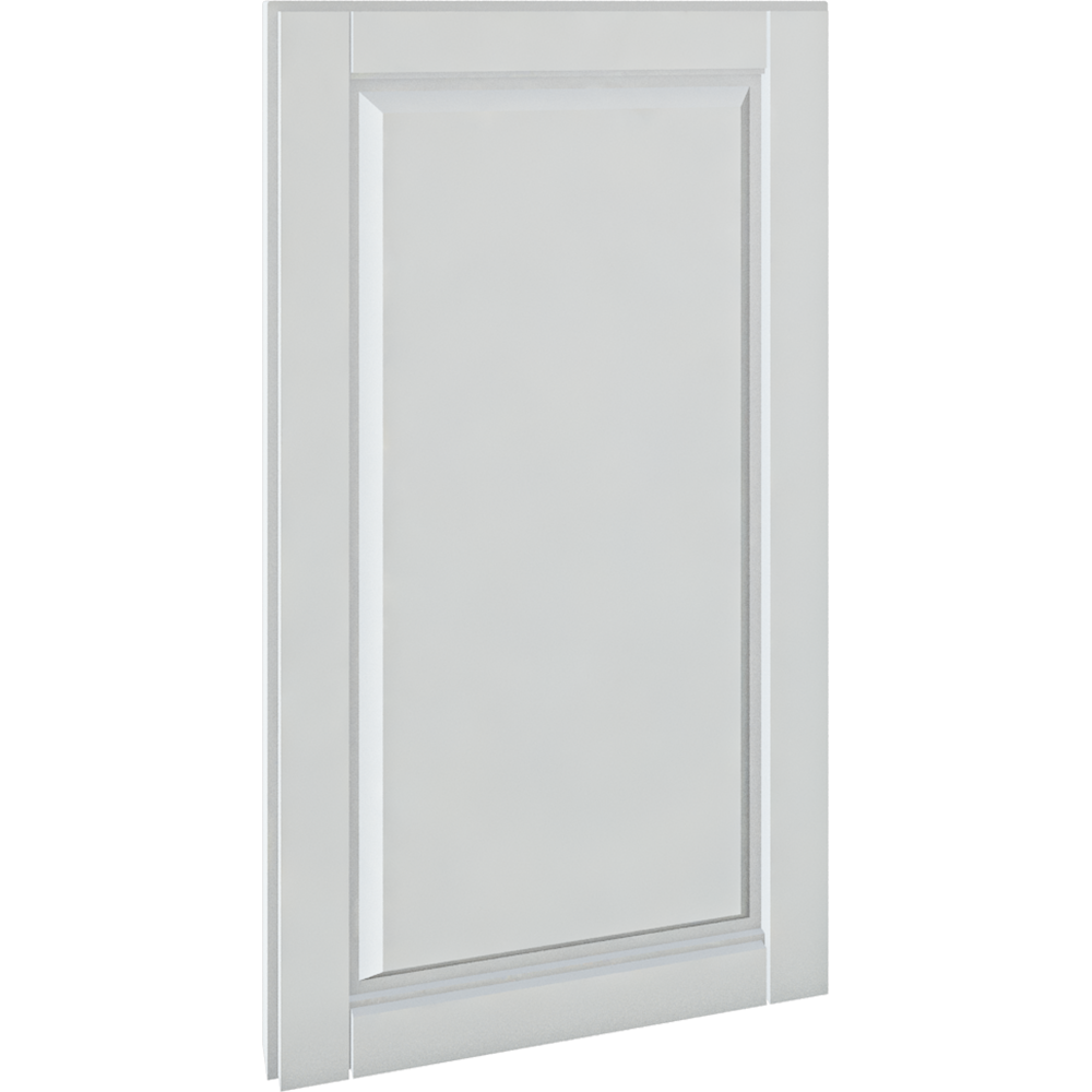 Front for Dishwasher Gray