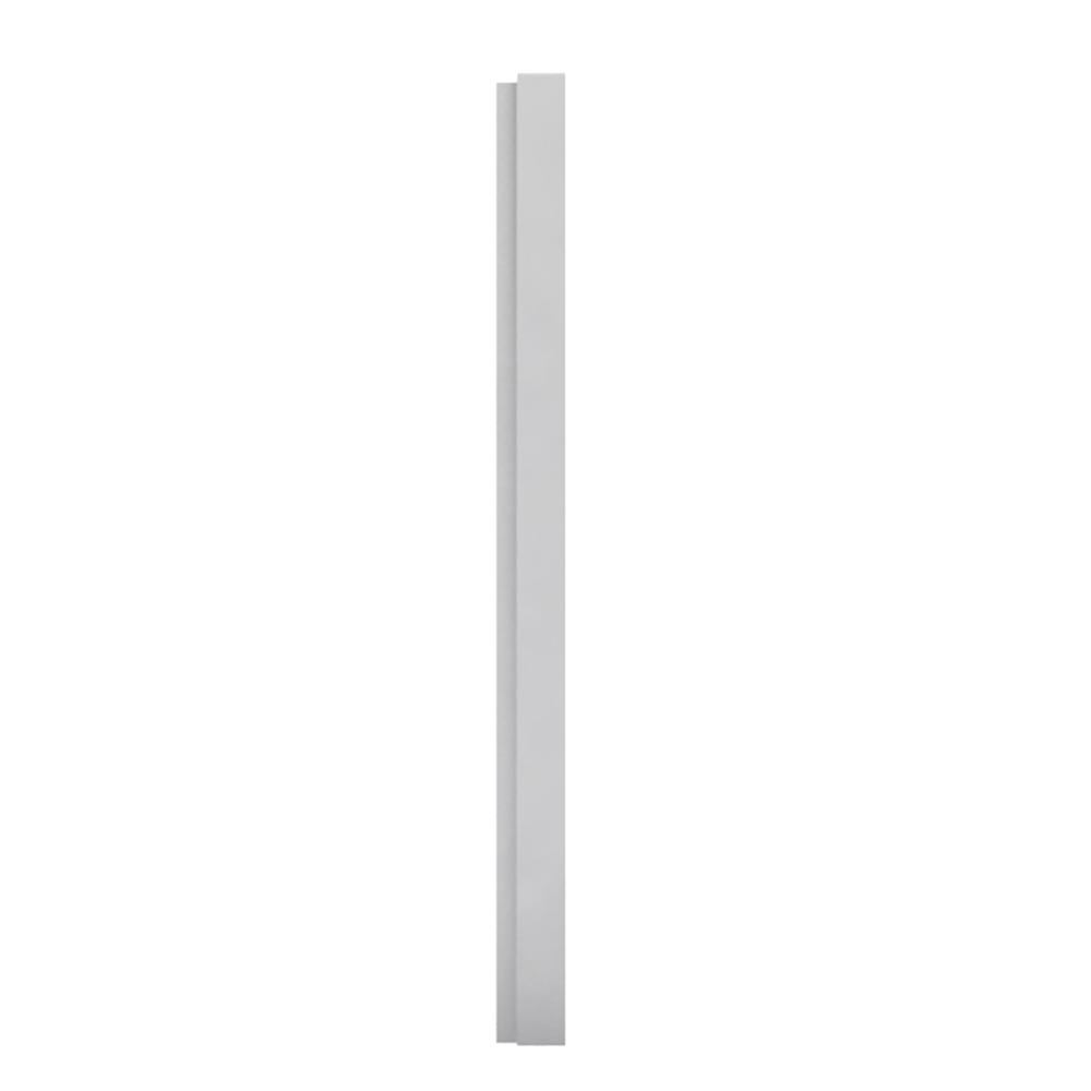 Front for Dishwasher Gray  Left