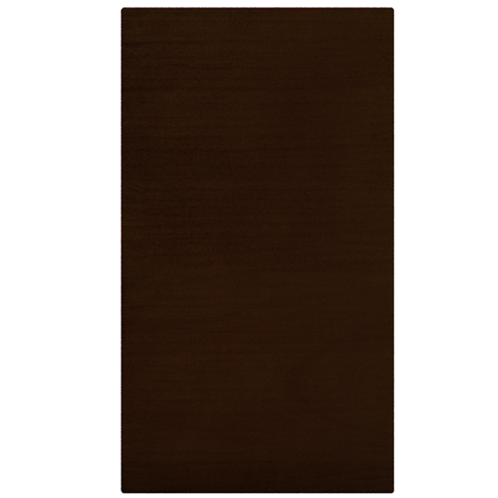 Front for Dishwasher Wood Effect Brown  Back