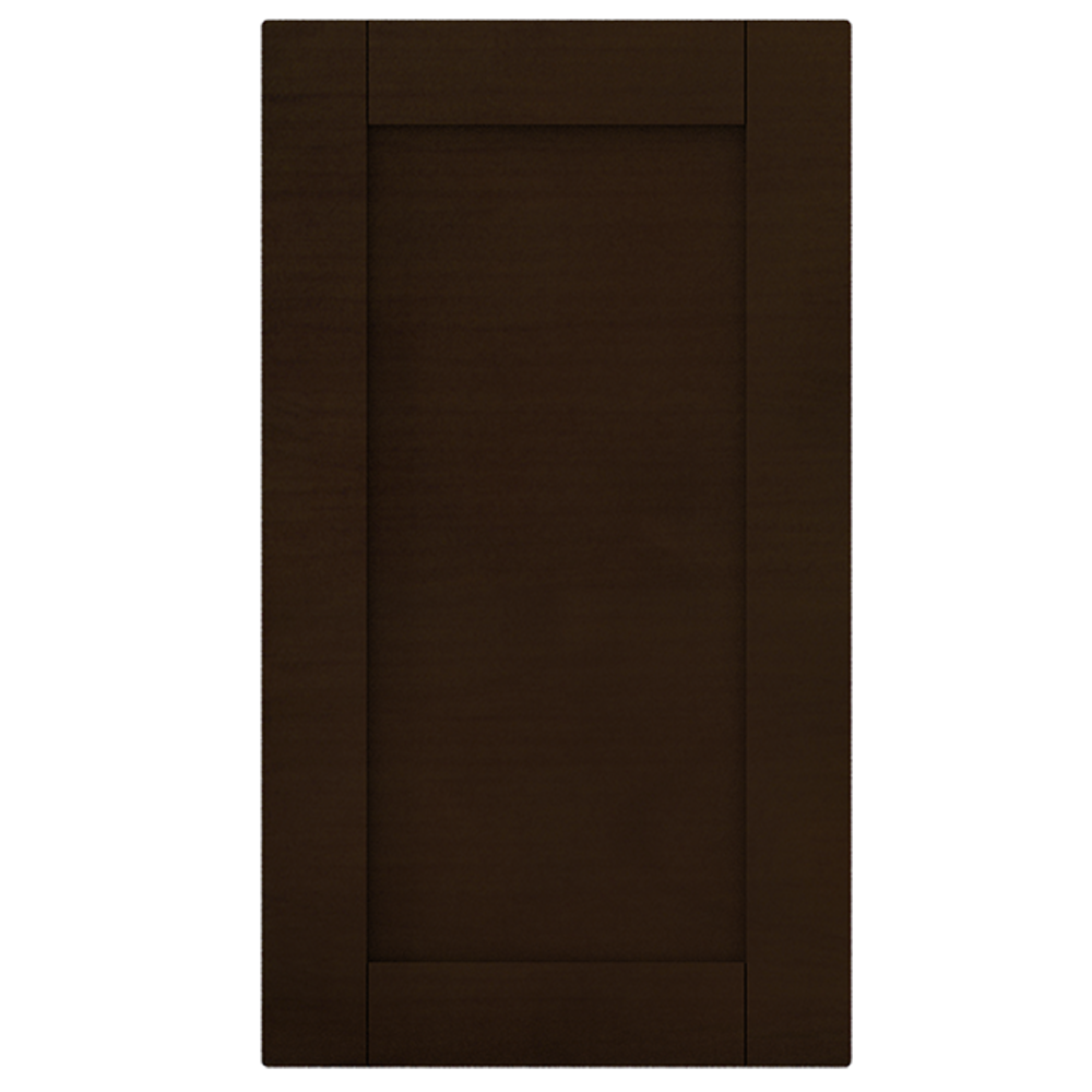 Front for Dishwasher Wood Effect Brown  Front