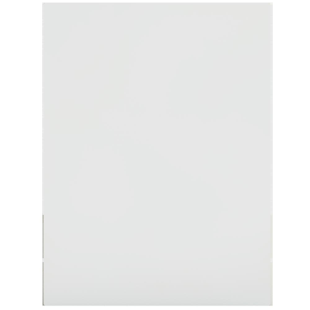 METOD Base Cabinet with Shelves White Ringhult White  Back