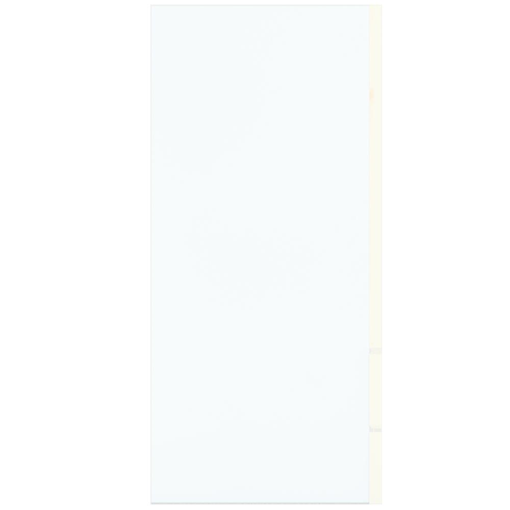 METOD Base Cabinet with Shelves White Ringhult White  Left