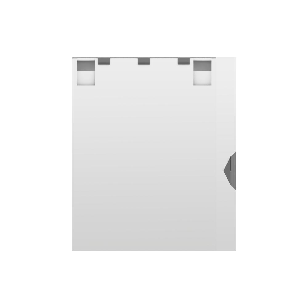 METOD FORVARA Base Cab 4 Fronts 4 Drawers White Ringhult White  Back