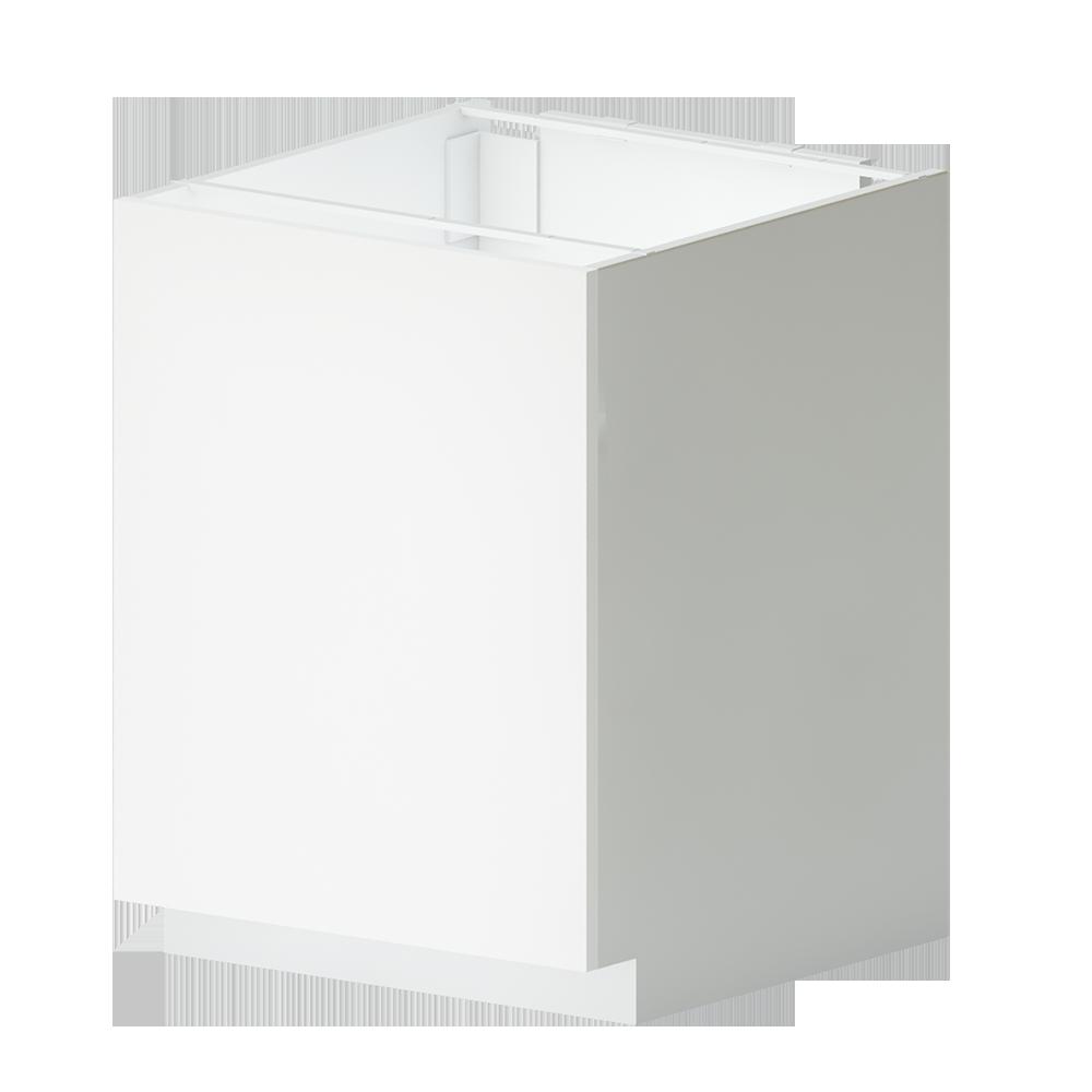 METOD MAXIMERA Base Cabinet with Drawer Door Blacj Torhamn Ash  3D View