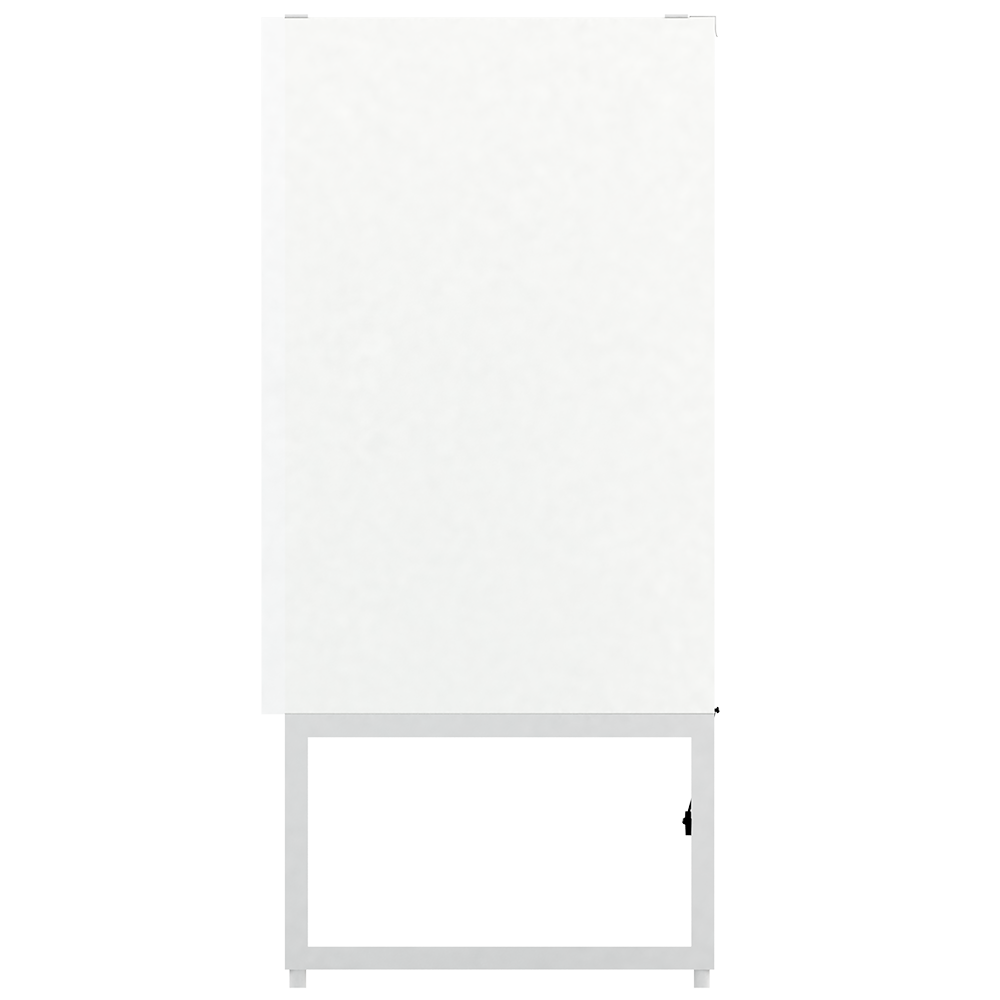 METOD FORVARA Base Cabinet with Drawer Door White Bodbyn Off White  Left