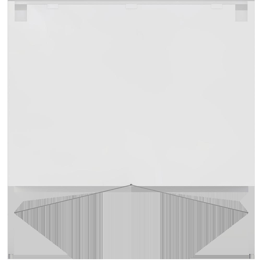 METOD FORVARA Base Cabinet 6 Front 6 Low Drawers White Voxtorp Walnut  Back