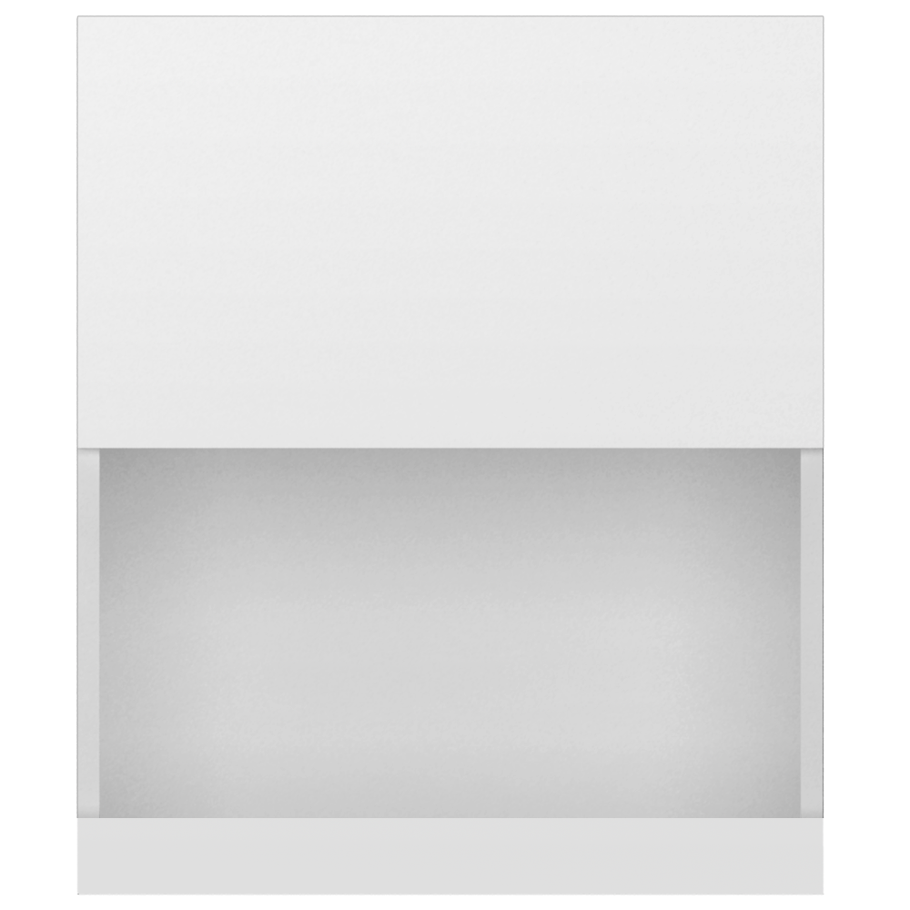 METOD MAXIMERA Wall Cabinet with 2 Doors 2 Drawers White Ringhult White  Front
