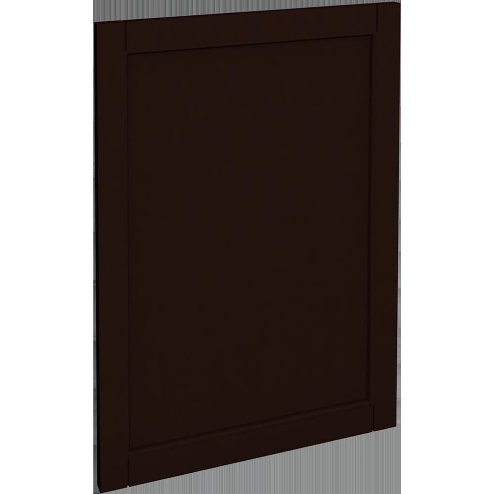 EDSERUM Door Wood Effect Brown  3D View