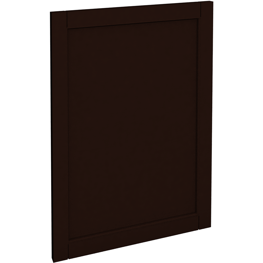 EDSERUM Door Wood Effect Brown  3D View