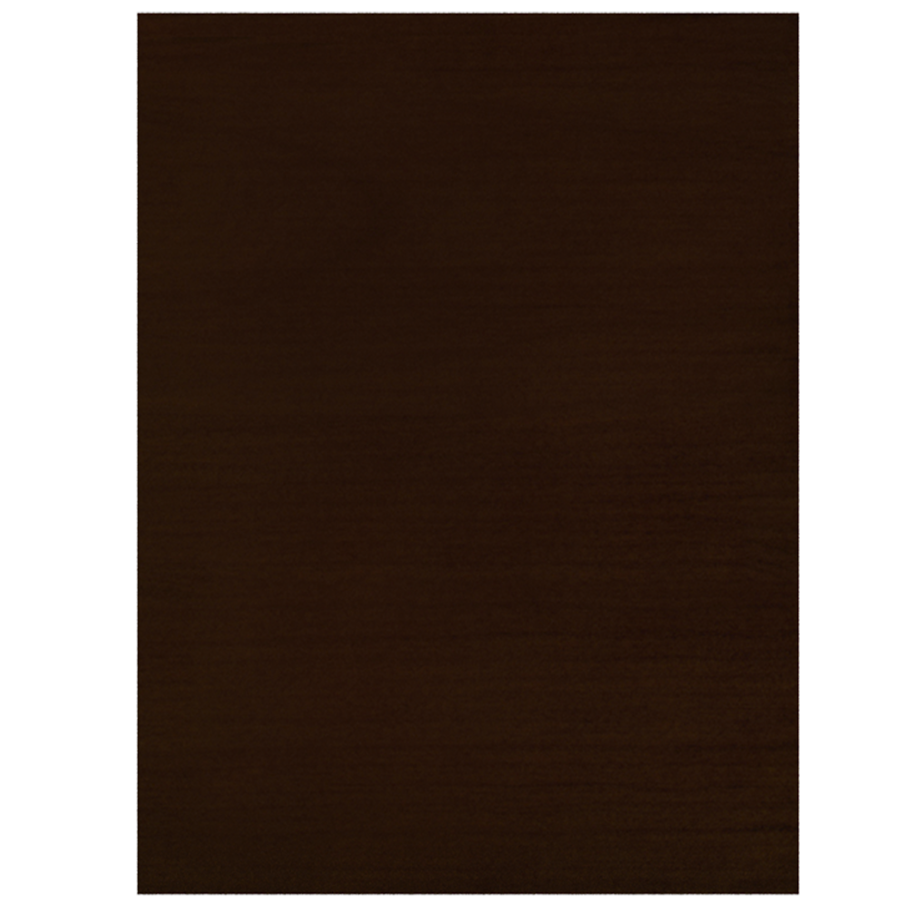 EDSERUM Door Wood Effect Brown  Back