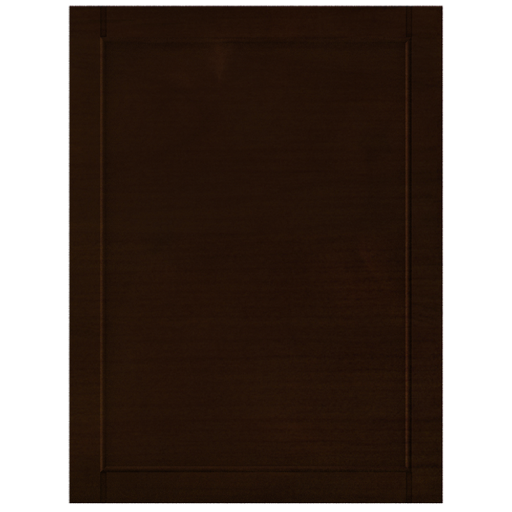 EDSERUM Door Wood Effect Brown  Front