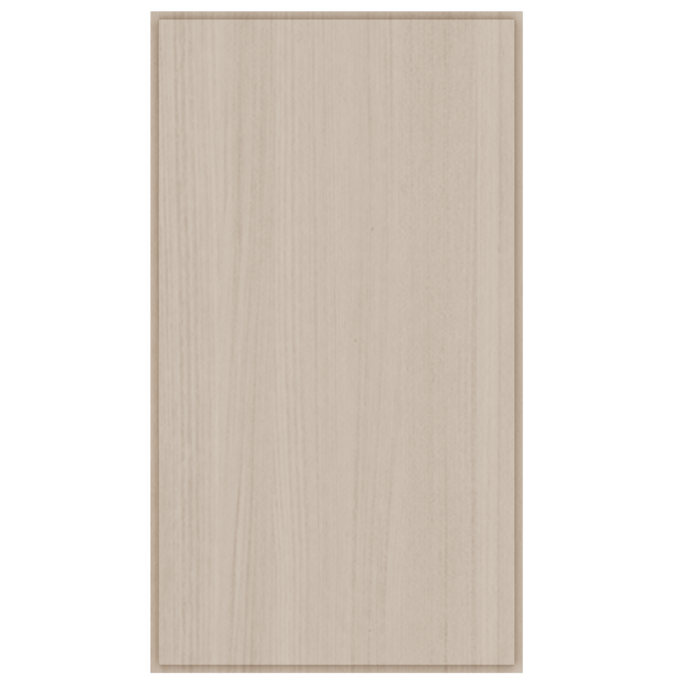 HYTTAN Front for dishwasher, oak veneer  Front