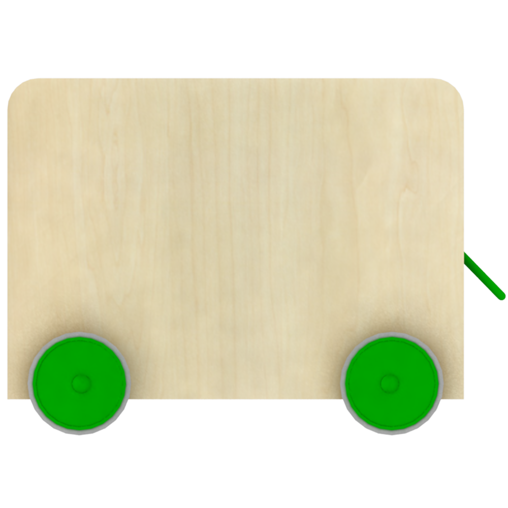 cad und bim objekte flisat toy box mit radern ikea. Black Bedroom Furniture Sets. Home Design Ideas