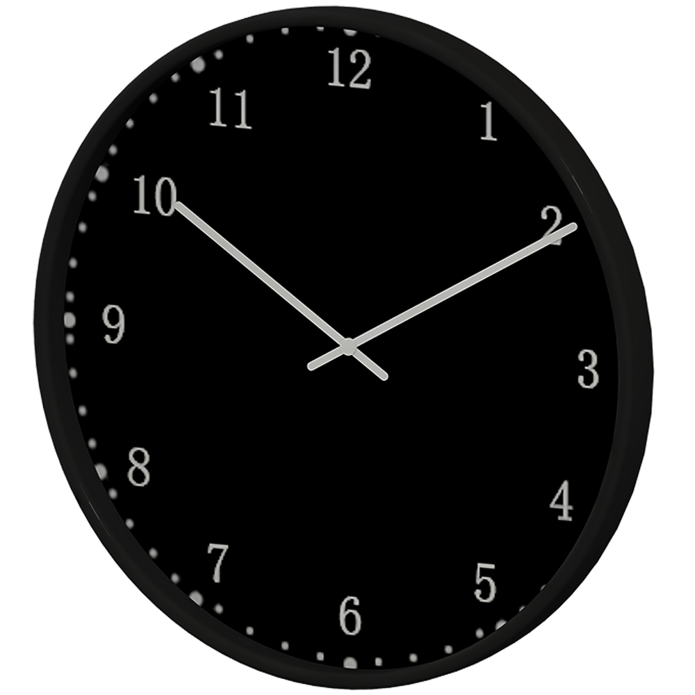 BONDIS Wall Clock